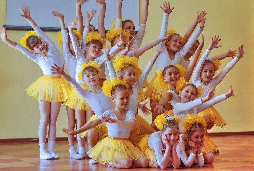 Гармоничное развитие ребенка при помощи танцев