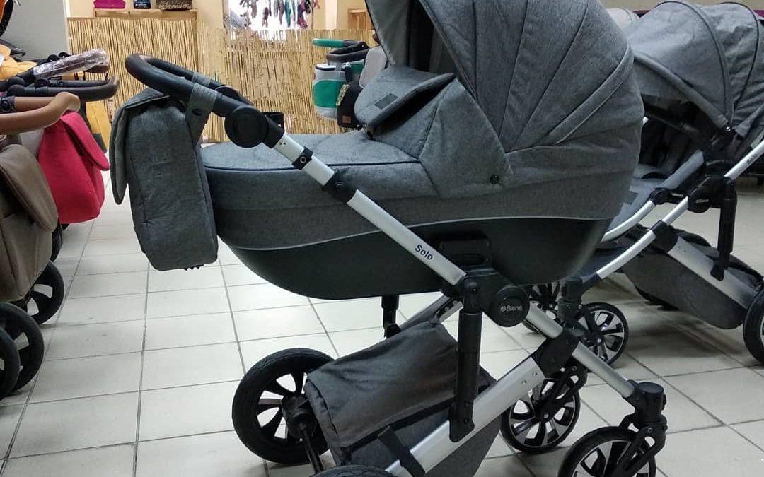 В продаже популярная коляска Biene для детей